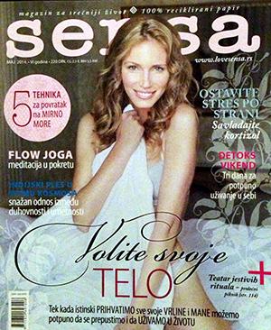 sensa magazine